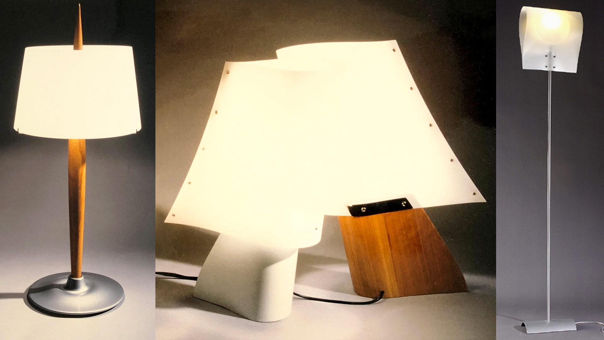 lampes design objet alexis tricoire