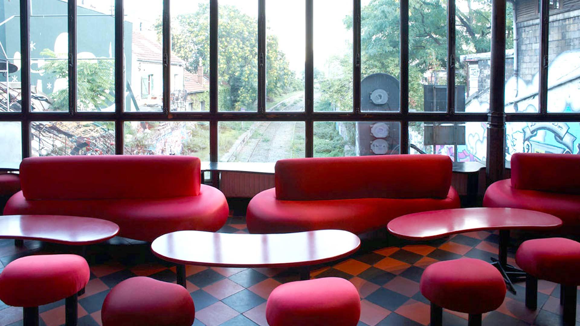 Restaurant La fleche d'or by Alexis Tricoire